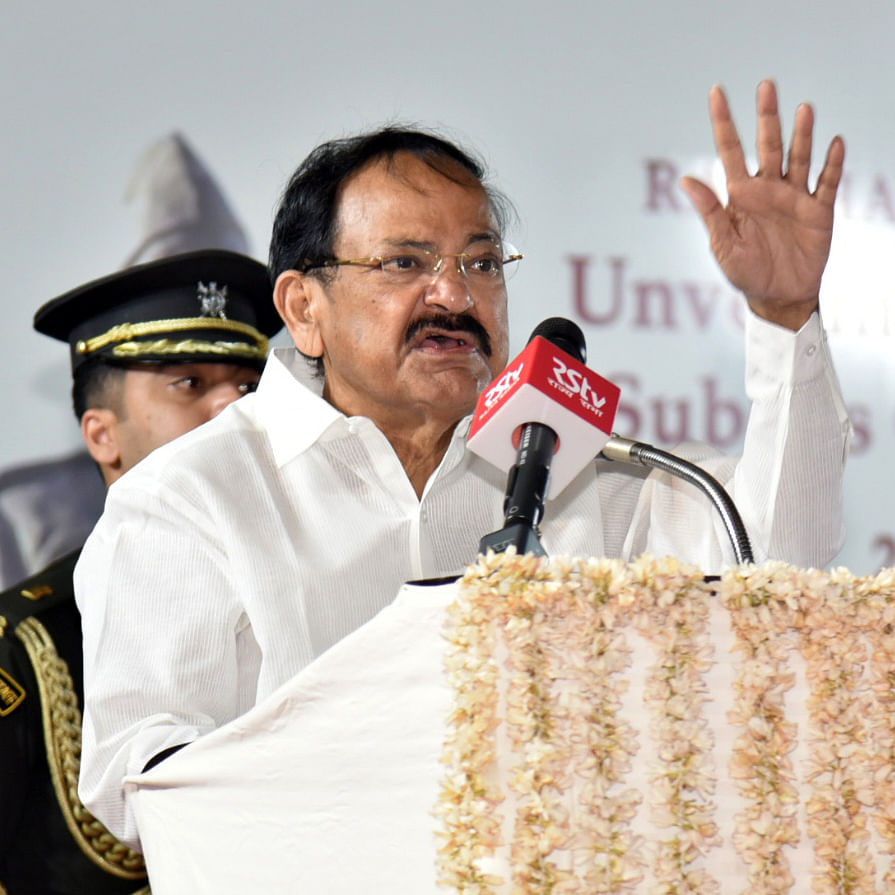 Vice President Venkaiah Naidu thanks 11-year-old Hyderabad girl who collected Rs 6.2 lakh to provide food to needy