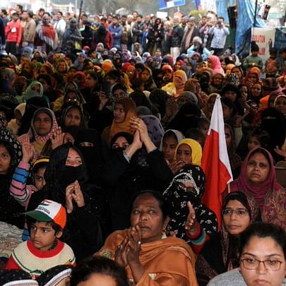 Now Rampur women join CAA protests