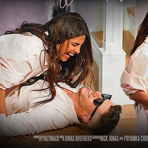 Priyanka Chopra gets 'risky' in a sizzling new track by husband Nick Jonas