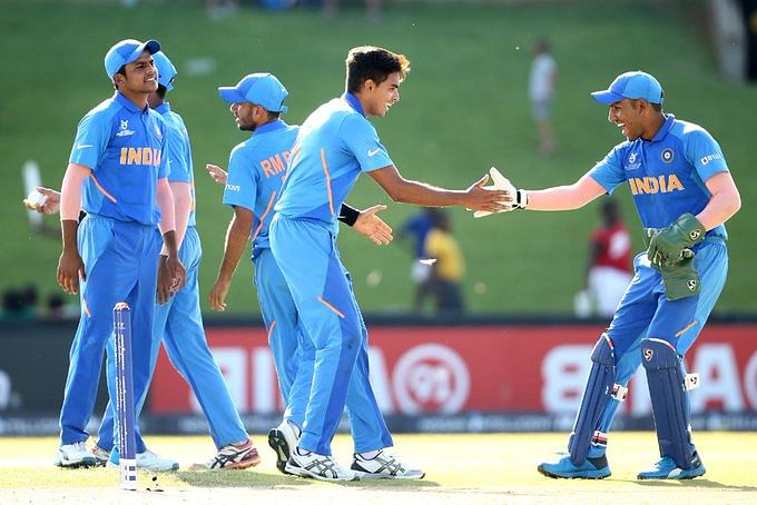 ICC U-19 WC: India start off with easy win against Sri Lanka