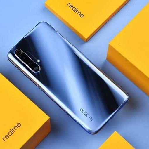 Realme X50 5G smartphone with 120Hz display launched in China