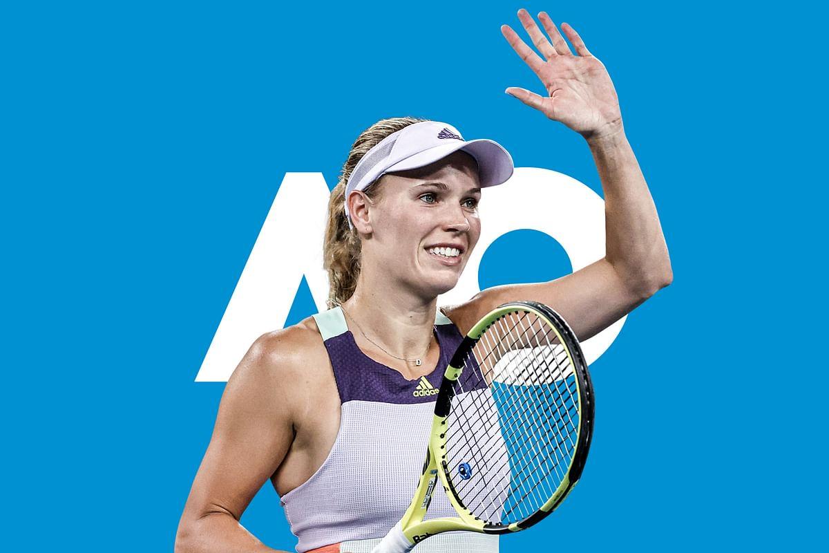 'Goodbye Sweet Caroline': Tennis superstar Caroline Wozniacki announces retirement after Australia Open defeat