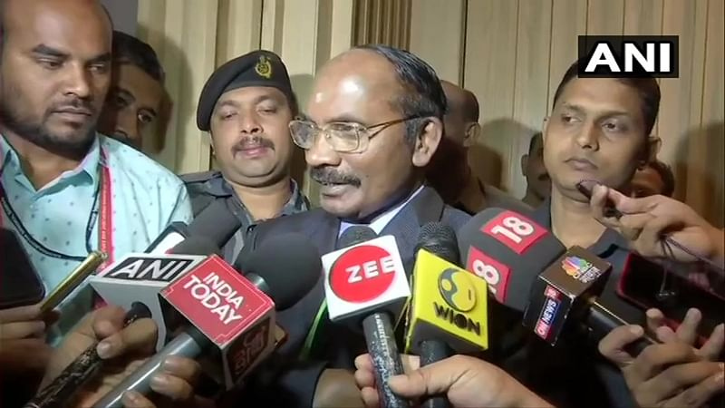 Work on Chandrayaan-3 started and it is going at full speed: ISRO chief K Sivan