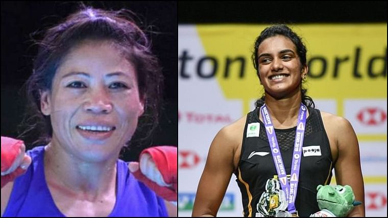 Mary Kom to be honoured with Padma Vibhushan, PV Sindhu to get Padma Bhushan