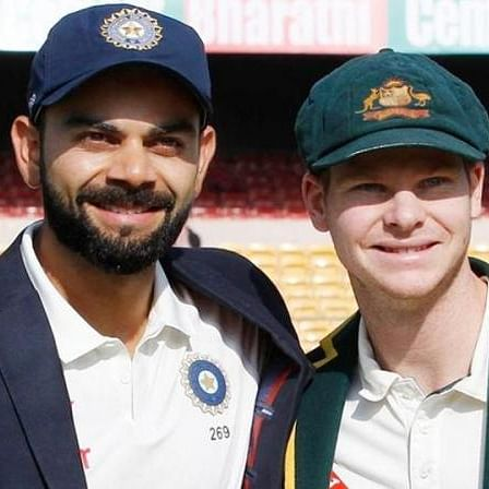 Steve Smith wants to win Test series on Indian soil