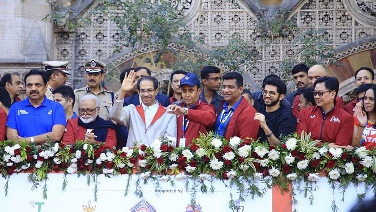 Mumbai Marathon 2020: CM Uddhav Thackeray flags off Dream Run; Kiren Rijiju, Aaditya Thackeray, Chhagan Bhujbal encourage runners
