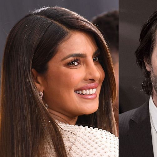 Priyanka Chopra joins the cast of 'Matrix 4' starring Keanu Reeves