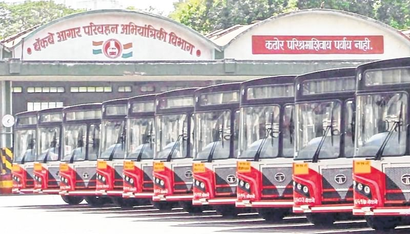 Maharashtra Bandh: BEST bus stoned during anti-CAA, NRC protest; driver injured