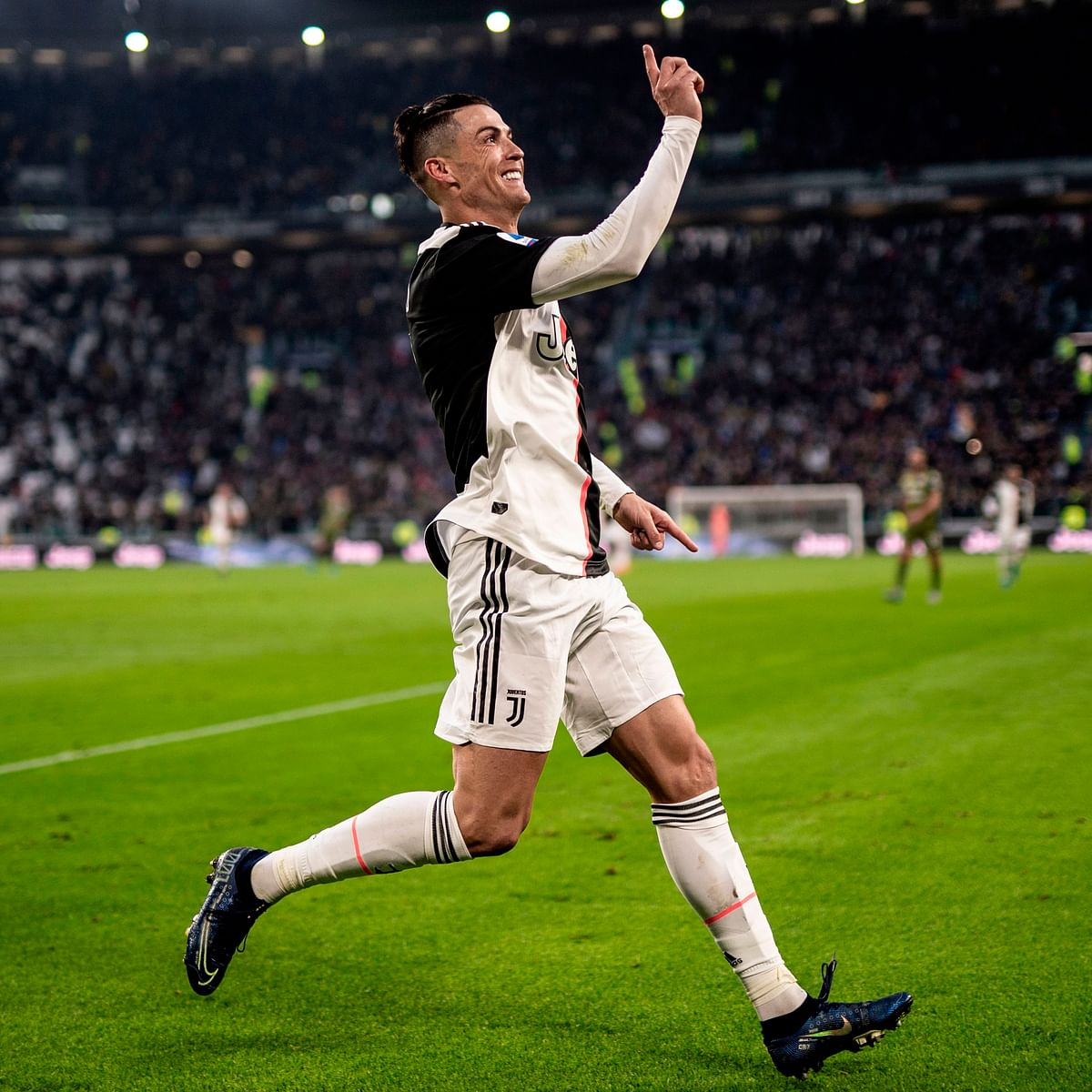 Serie A: Cristiano Ronaldo begins the year in style