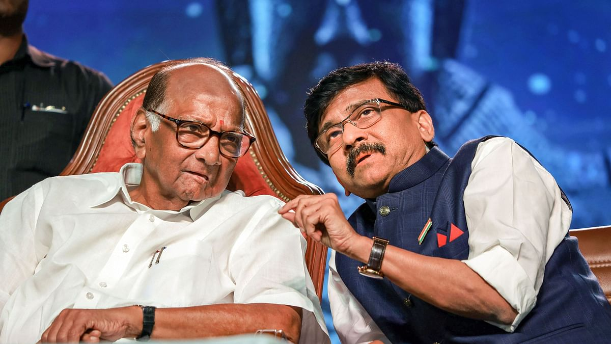 CM and Sharad Pawar to take big decision soon? Sanjay Raut says it is necessary to understand sides of Pratap Saranaik and Anil Deshmukh