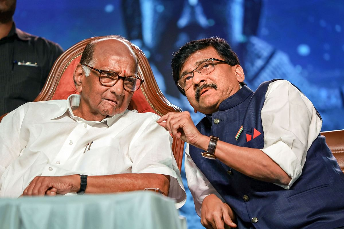 Many ministers in Maharashtra govt earned  their position purely on merit: Sharad Pawar