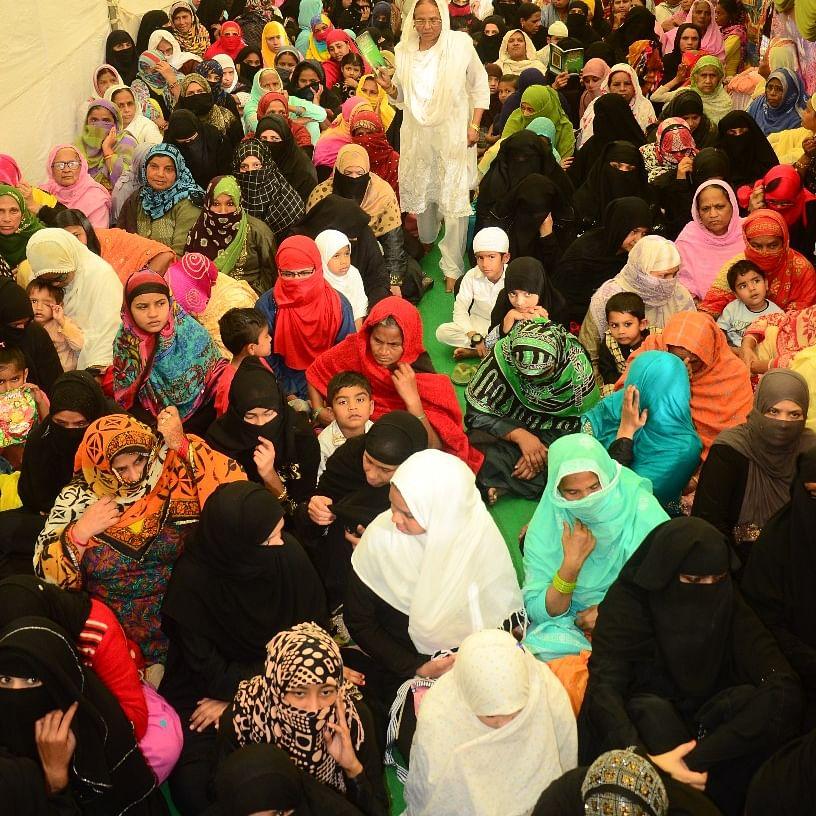 Ujjain: 'Indefinite' protest against CAA, NPR, NRC commence
