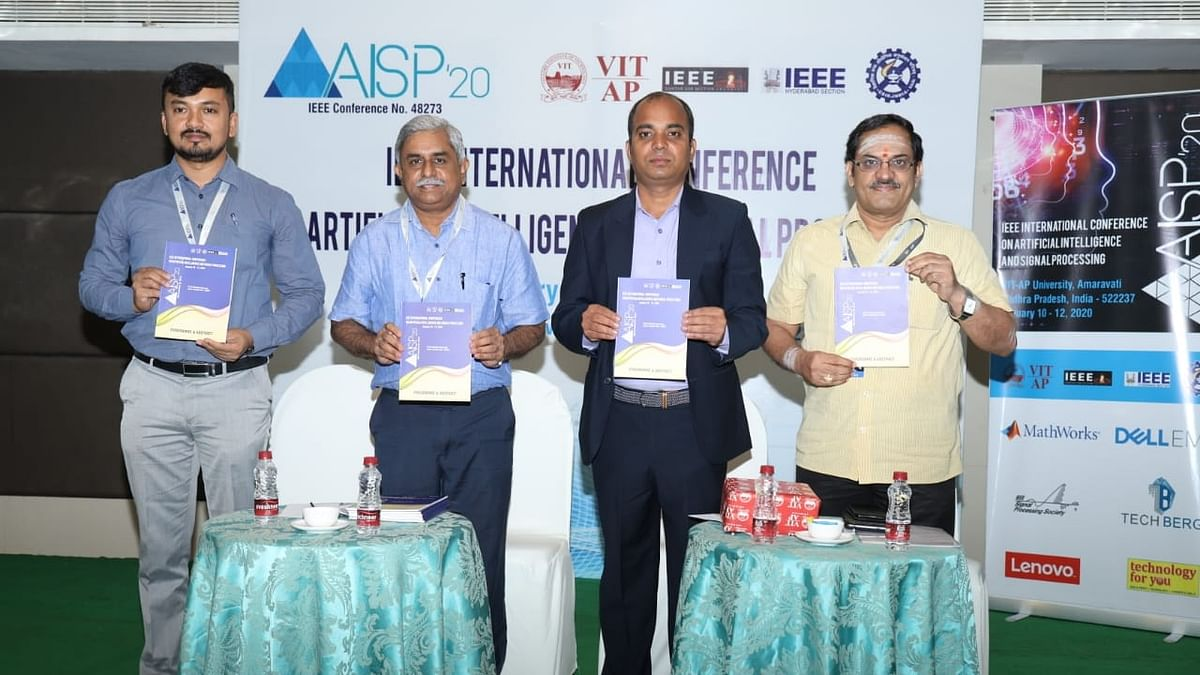 VIT-AP hosts IEEE International Conference on artificial intelligence and signal processing