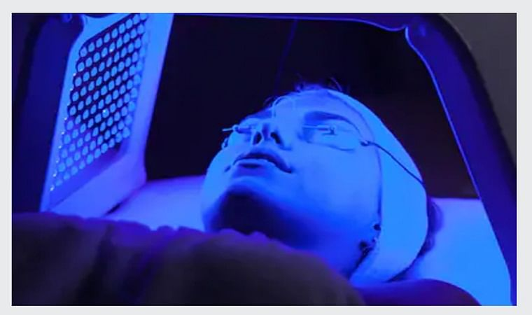 Blue light therapy may heal mild traumatic brain injury