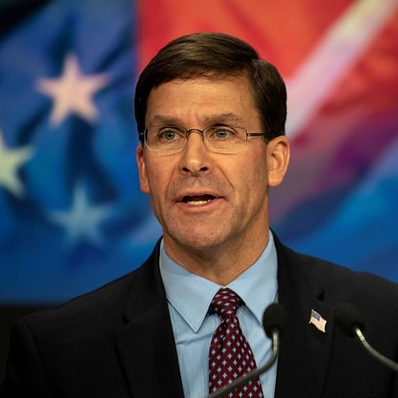 Iran launched 16 missiles from 3 locations, says US Secretary of Defence Mark Esper