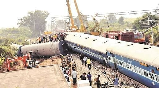 Image result for Odisha train accident:Helplines set up in Mumbai, Thane