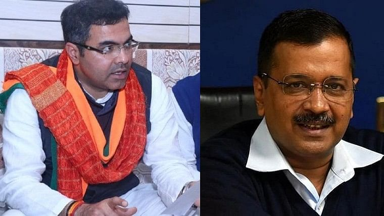 'When they go low, we go high': AAP slams BJP MP Parvesh Verma for calling Arvind Kejriwal 'terrorist'