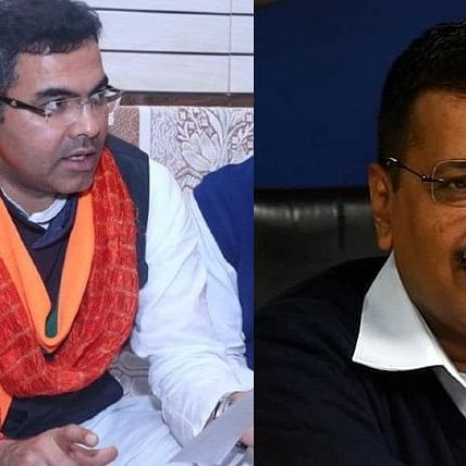 'When they go low, we go high': AAP slams BJP MP Parvesh Verma for calling Arvind Kejriwal 'terrorist'