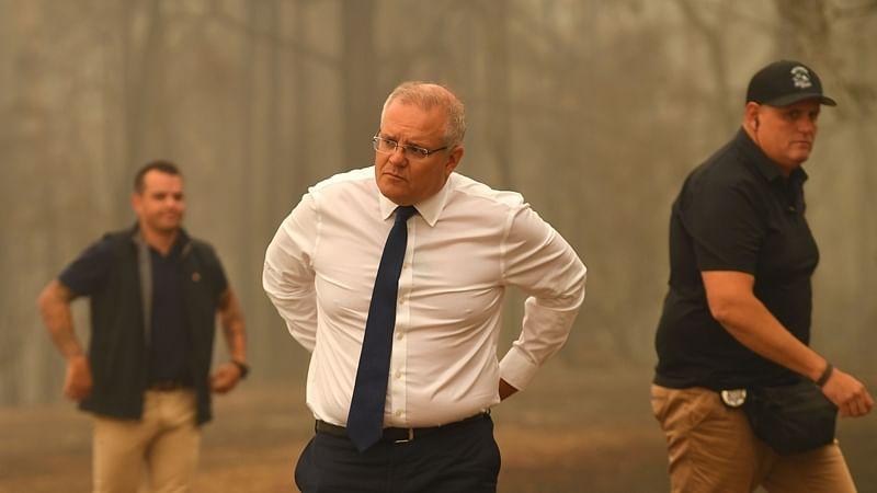 Australian PM Scott Morrison says govt to allocate AUD 2 billion for bushfire recovery