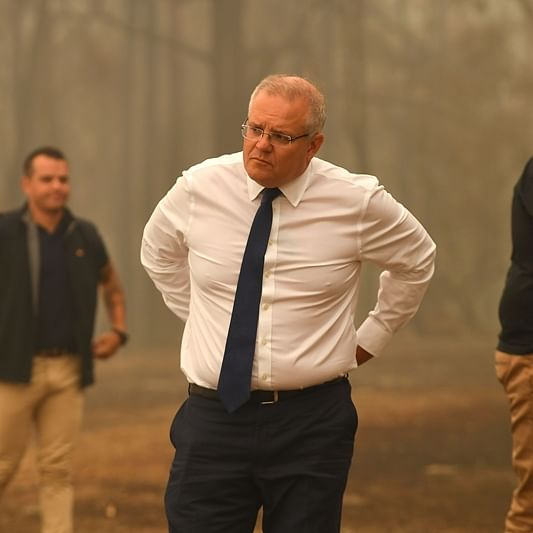 Australian PM Scott Morrison says govt to allocate AUD 2 billion for bushfire recovery