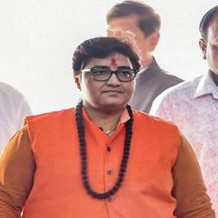 MP ATS detains doctor over suspicious envelopes to Pragya Singh Thakur