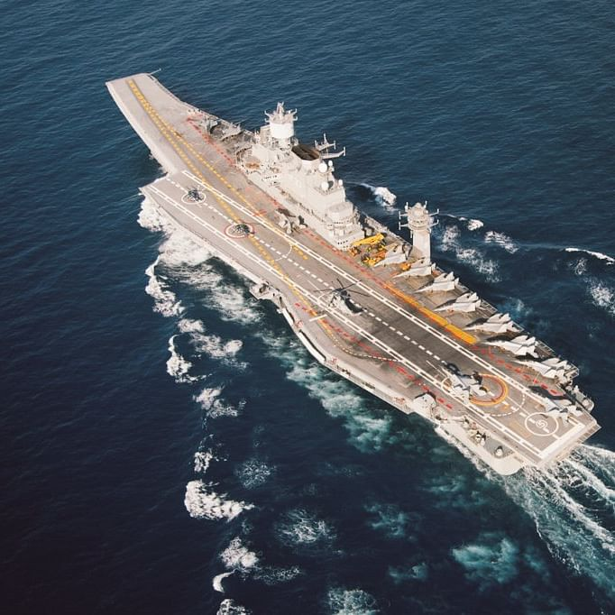 French aircraft carrier Charles de Gaulle to exercise with INS Vikramaditya in Indian Ocean in April