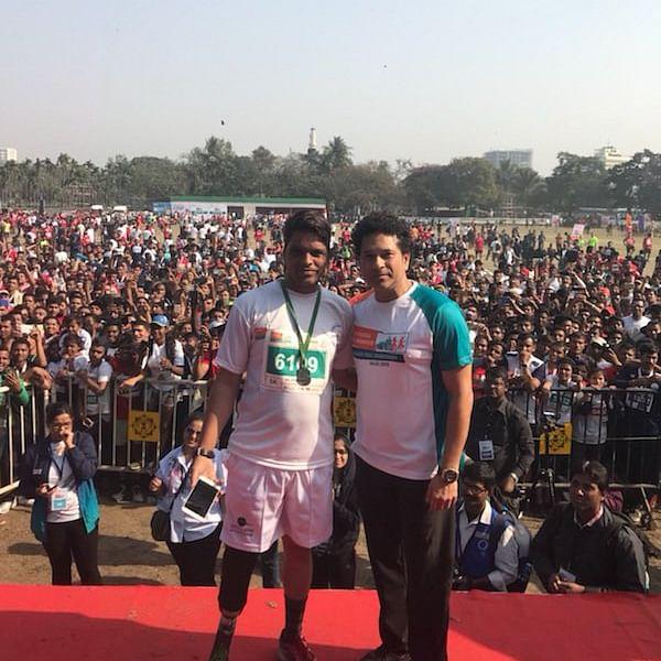 Tendulkar to flag off Kolkata Full Marathon on Feb 2