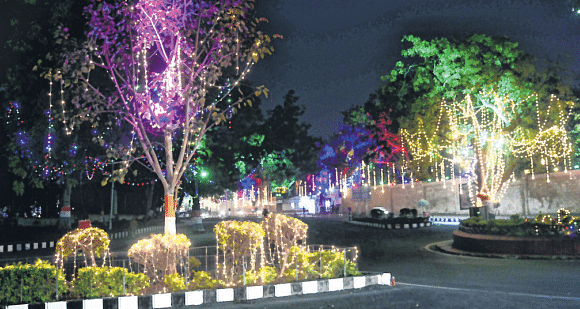 Patriotic fervour fills air as R-Day approaches