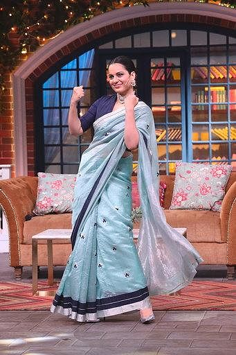 Kangana Ranaut takes Panga with Kapil Sharma