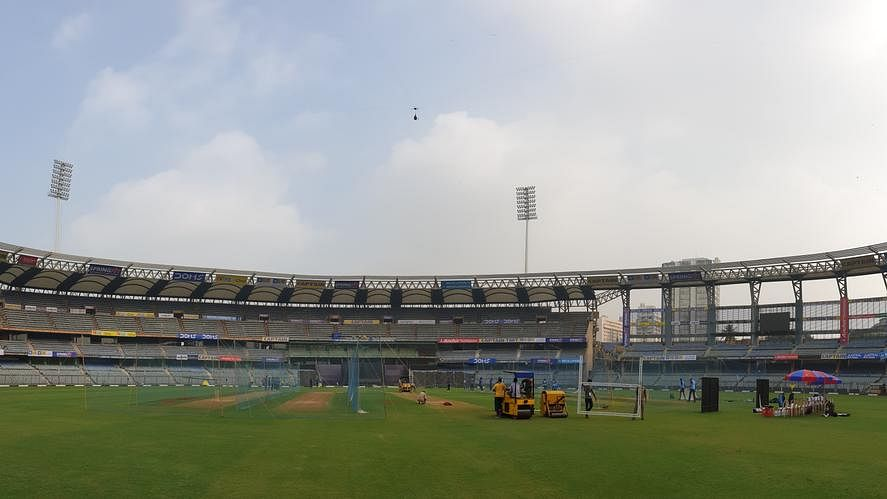 Wankhede Stadium, where India will take on Australia in 1st ODI.