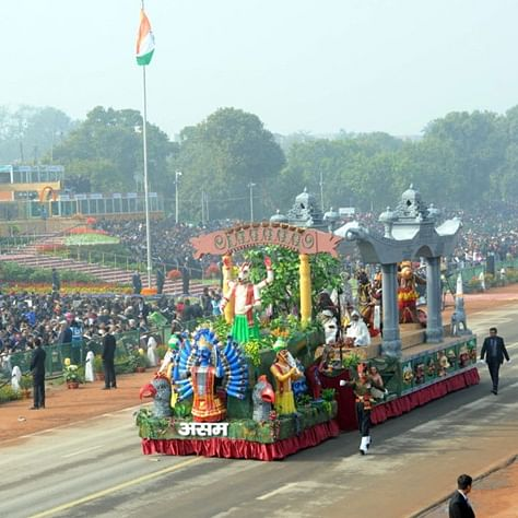 Only 8 non-BJP ruling states make it to Republic Day parade