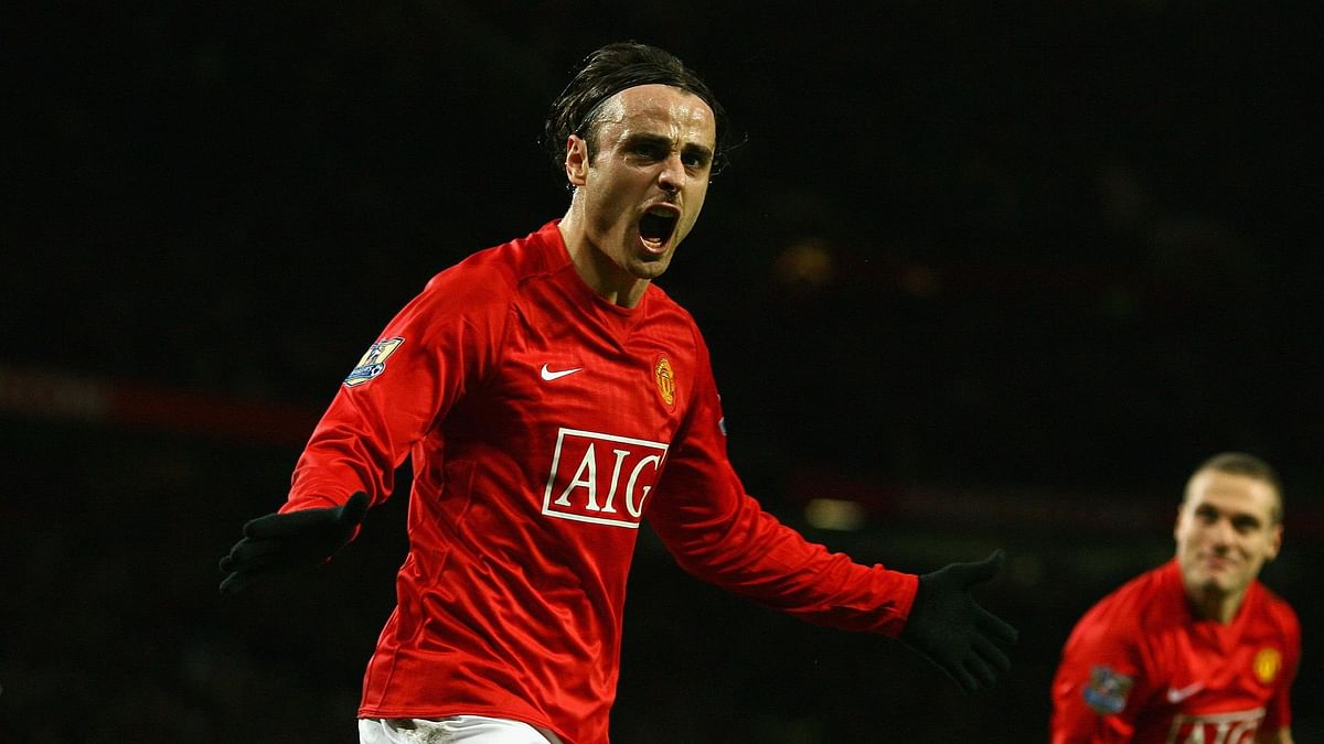 Manchester United legend Dimitar Berbatov is still a rebel without a pause - here's proof