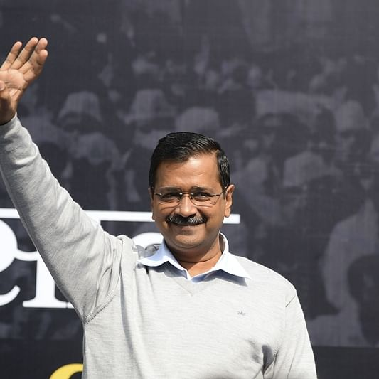 Common man woes for Delhi CM; AAP supremo waits in line to file nomination