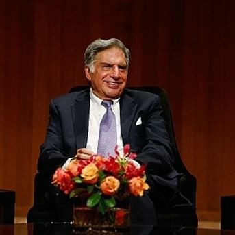 Ratan Tata reveals his 'love story'