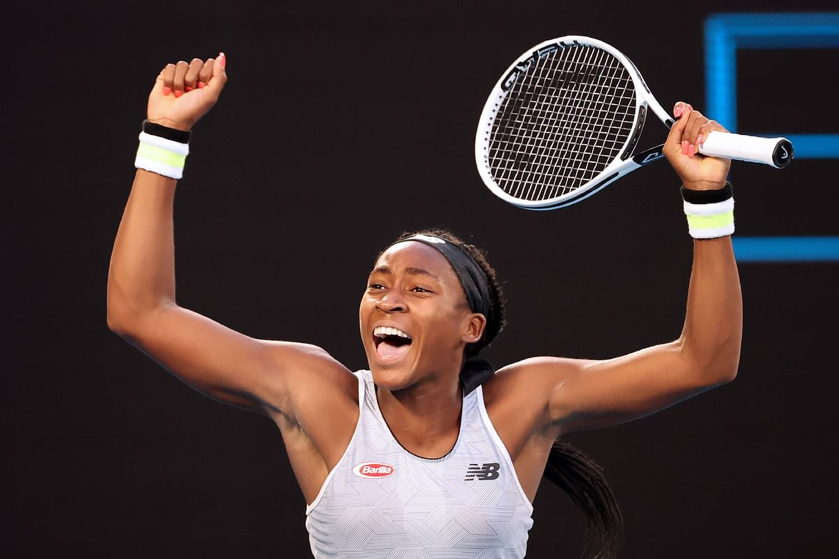 15-year-old Coco Gauff beats defending  Australian Open champion Naomi Osaka, puts world on notice