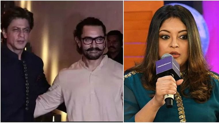 Tanushree Dutta calls Bollywood male stars 'eunuchs' for refusing to take stand on JNU