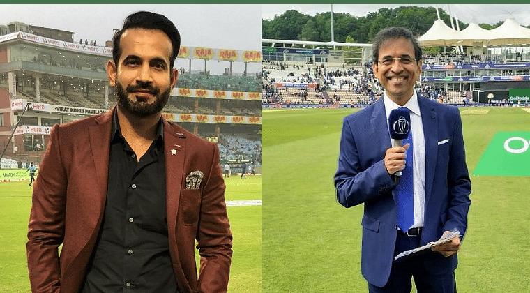 'Tab gend bolti thi, ab zubaan bolegi': Harsha Bhogle hails Irfan Patan on an excellent career