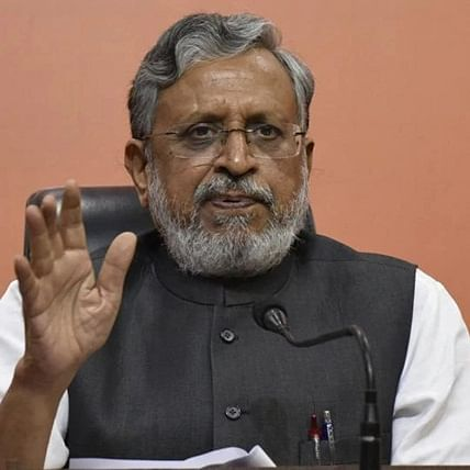 Data for National Population Register in Bihar will be collected in May 2020: Dy CM Sushil Modi