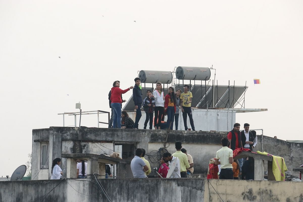 Makar Sankranti in Indore: Pongal, procession & sweets add to joy