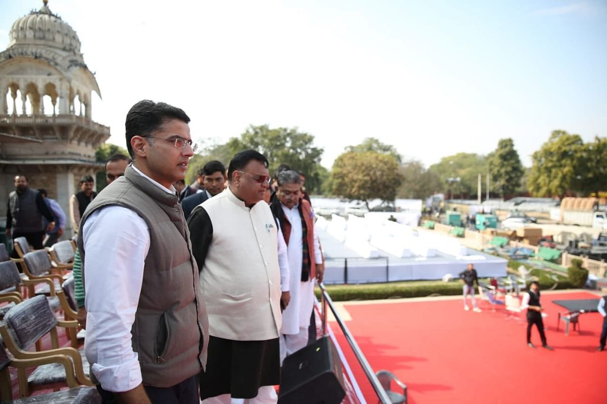 Rahul Gandhi to focus on 'real issues' like unemployment, economic crisis and GDP, says Sachin Pilot ahead of Yuva Aakrosh rally