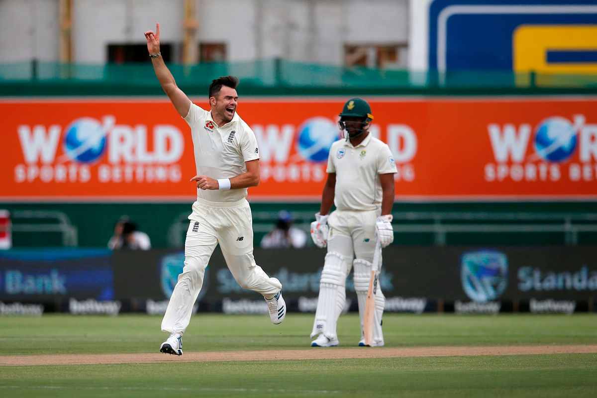 Hungry James Anderson plans his return  to English Test cricket team