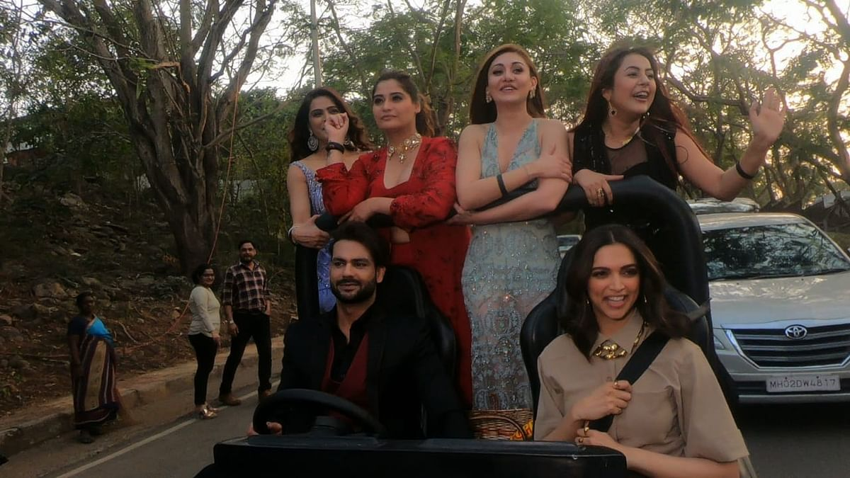 Bigg Boss 13: In a first, contestants enjoy a 'joyride' with Deepika Padukone