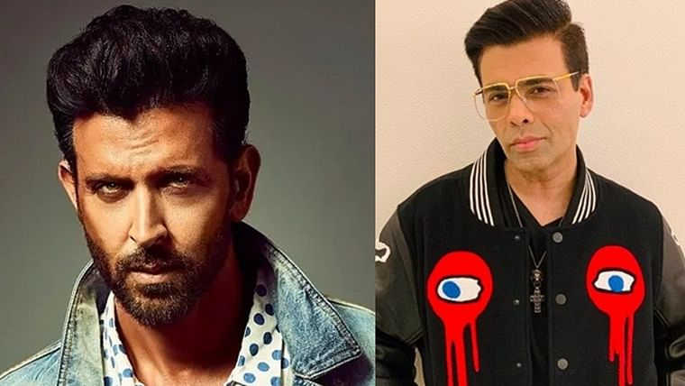 Hrithik Roshan to star in Karan Johar's adaption of 'R.N. Kao: Gentleman Spymaster'?
