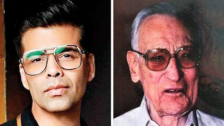Karan Johar to adapt Nitin Gokhale's  book R.N Kao: Gentleman Spymaster