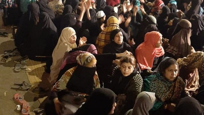 Mumbai's shaheen bagh protest may end today
