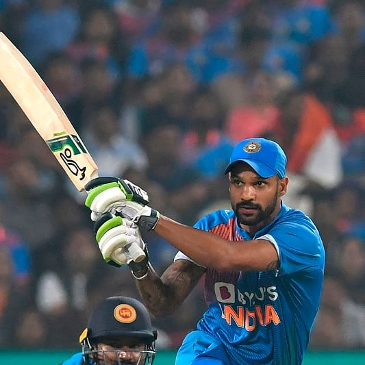 We want to win regularly even while batting first, says Shikhar Dhawan