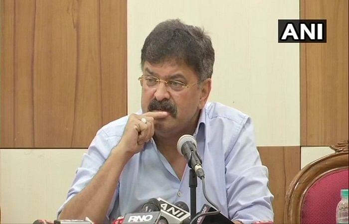 Maharashtra minister Jitendra Ahwad