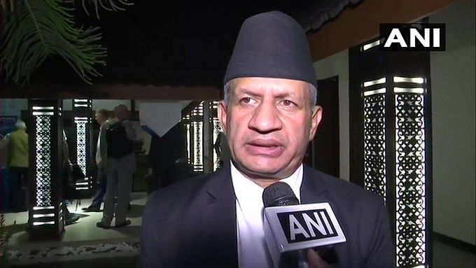 'Ready and very eager' to handover SAARC Chairmanship to Pak: Gyawali