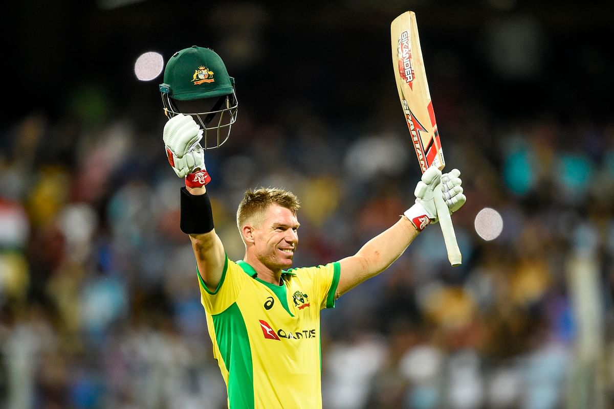 Ind vs Aus: David Warner becomes fourth fastest batsman to 5000 ODI runs