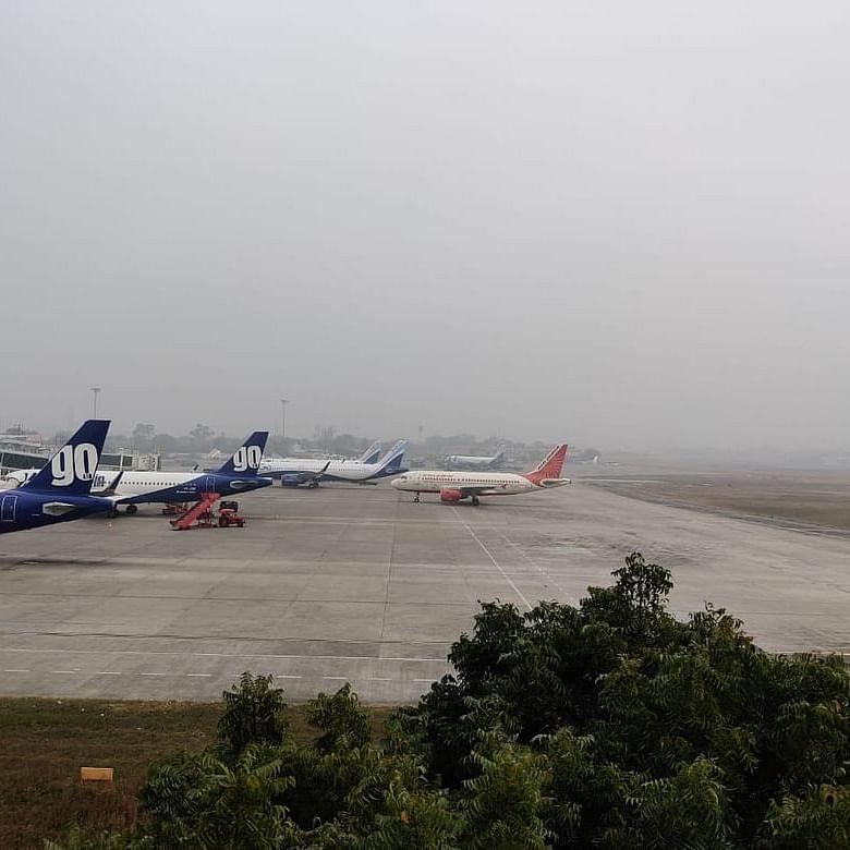 Indore: 11 flights affected due to fog, 1 diverted